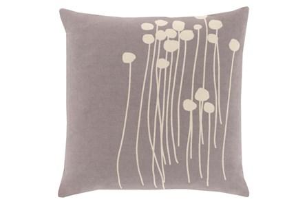 Accent Pillow-Dandelion Grey 18X18