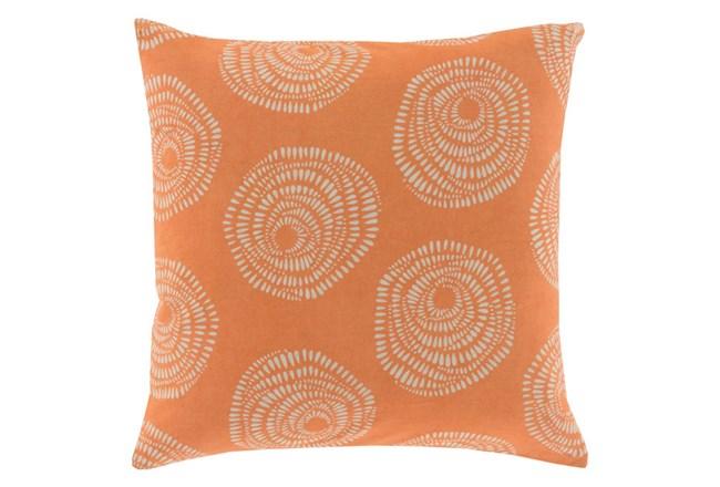 Accent Pillow-Annayse Orange 18X18 - 360