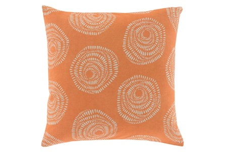 Accent Pillow-Annayse Orange 20X20