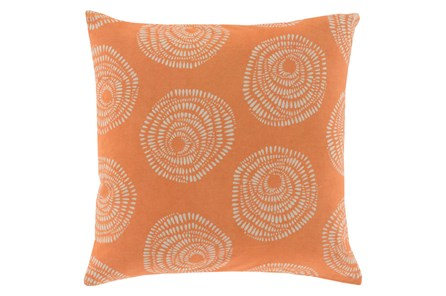 Accent Pillow-Annayse Orange 20X20 - Main