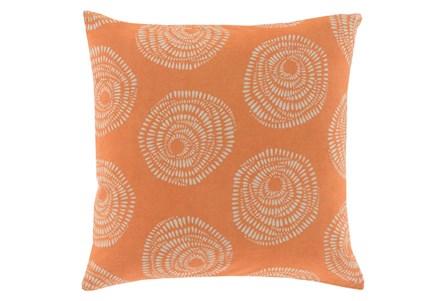 Accent Pillow-Annayse Orange 20X20 - Main