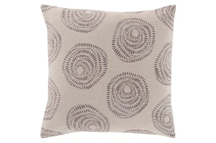 Accent Pillow-Annayse Grey 18X18 - Main