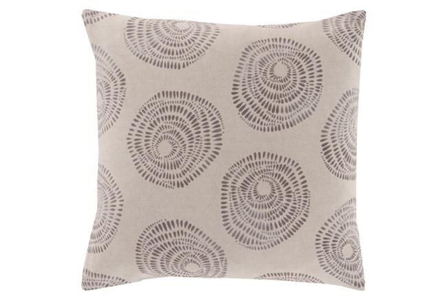 Accent Pillow-Annayse Grey 18X18 - 360