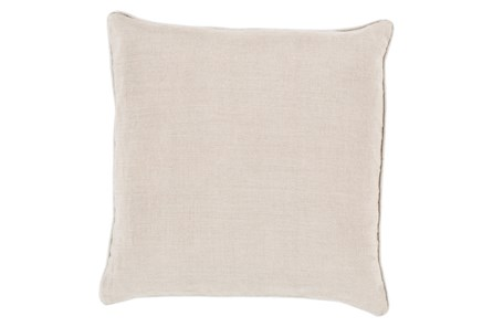 Accent Pillow-Valerie Grey 18X18 - Main