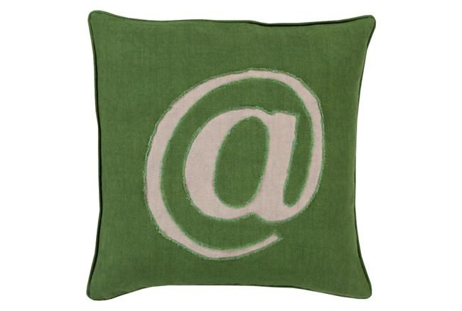 Accent Pillow-Atmark Forest 18X18 - 360