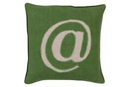 Accent Pillow-Atmark Forest 20X20
