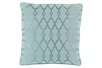Accent Pillow-Karissa Teal 18X18