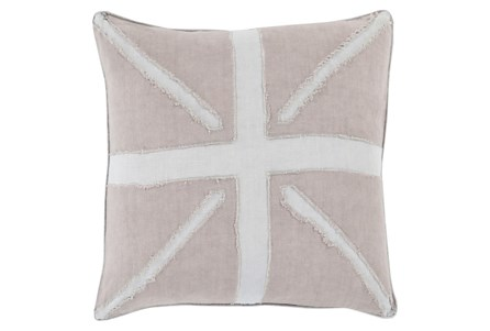 Accent Pillow-United Grey 20X20