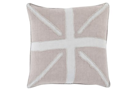 Accent Pillow-United Grey 20X20 - Main
