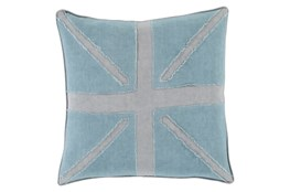 Accent Pillow-United Aqua 20X20