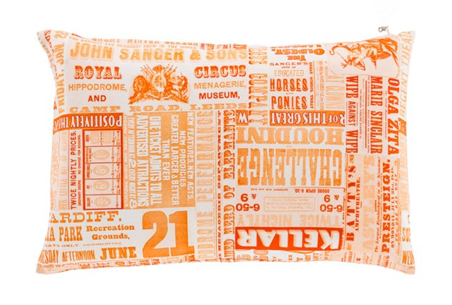 Accent Pillow-Verbosity Orange 13X20 - 360