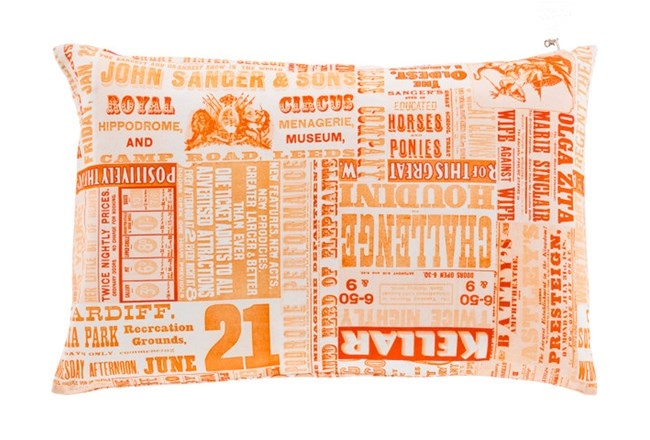 Accent Pillow-Verbosity Orange 13X20 - 360