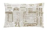 Accent Pillow-Verbosity Green 13X20 - Signature