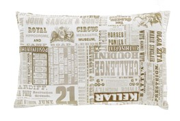 Accent Pillow-Verbosity Green 13X20
