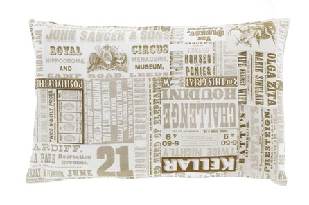 Accent Pillow-Verbosity Green 13X20