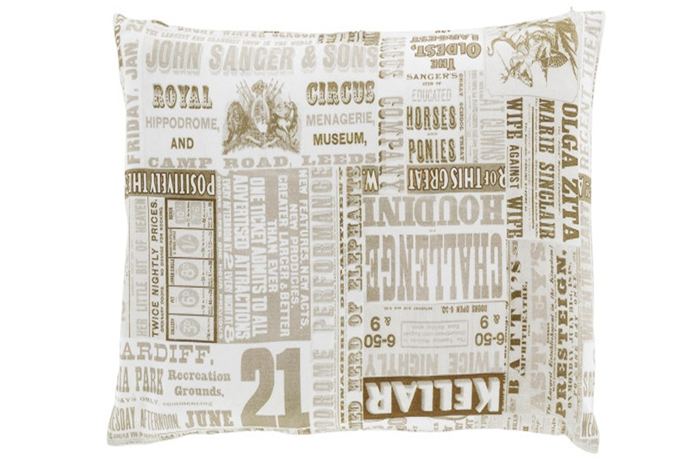 Accent Pillow-Verbosity Green 18X18
