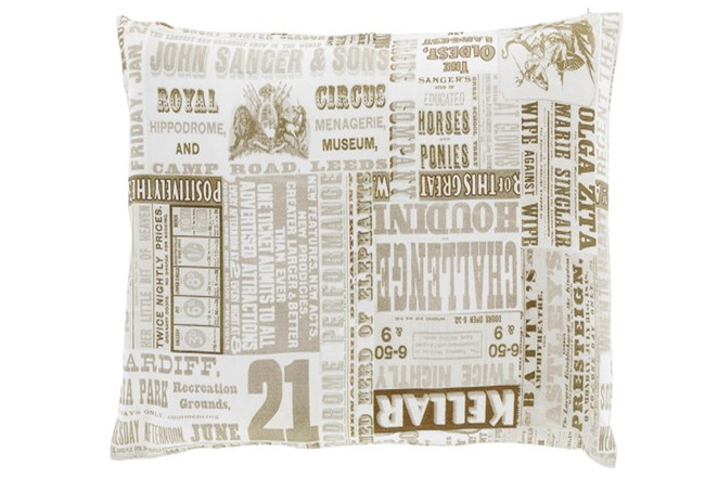 Accent Pillow-Verbosity Green 18X18 - 360