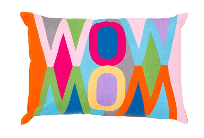 Accent Pillow-Pop Art Wow 13X19 - 360