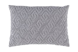 Accent Pillow-Tarnella Grey 13X19