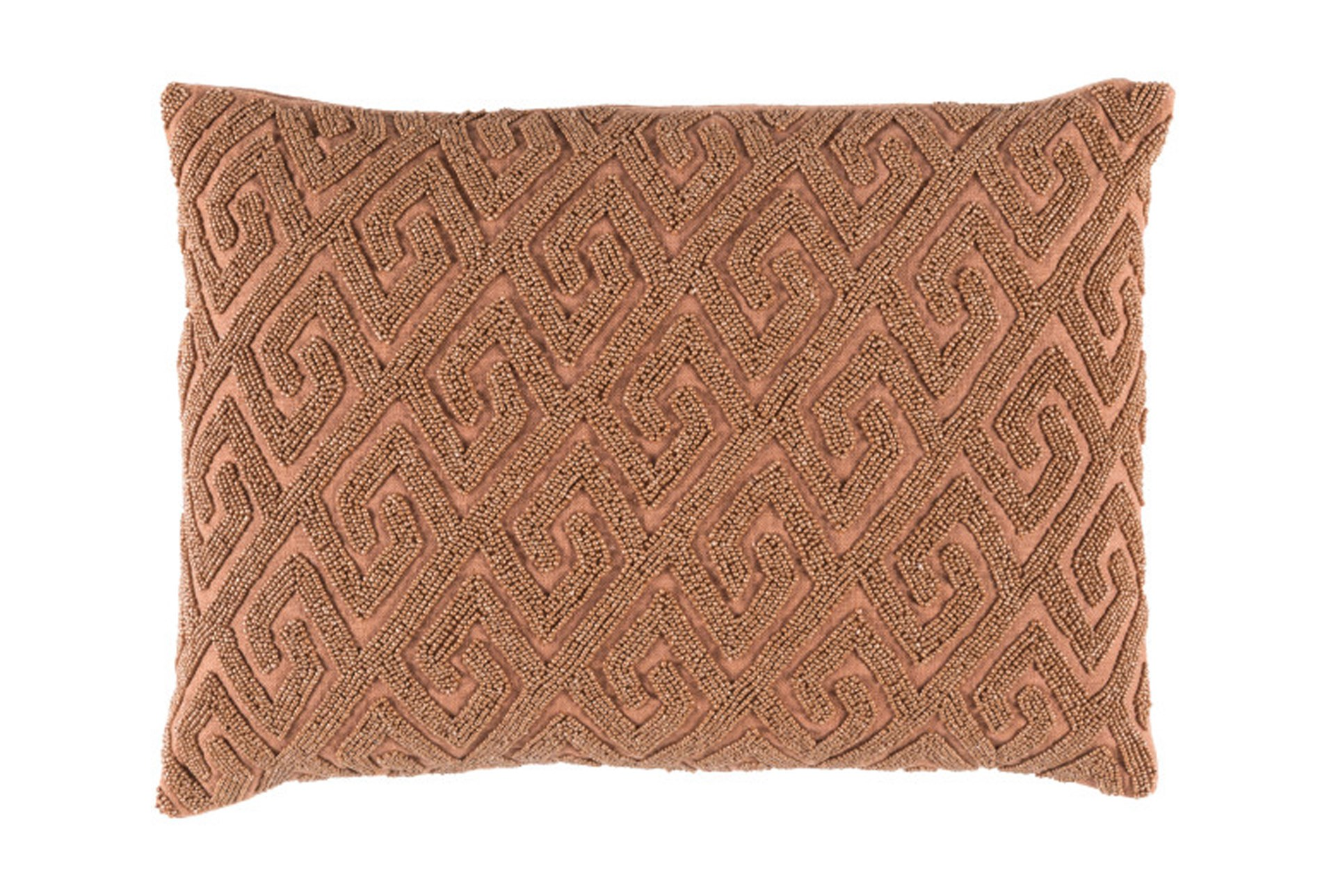 Decorative Pillows Living Spaces : Accent Pillow-Tarnella Rust 13X19 Living Spaces