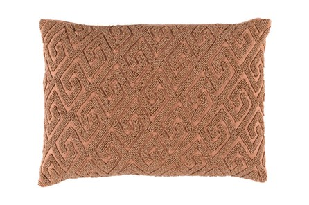 Accent Pillow-Tarnella Rust 13X19