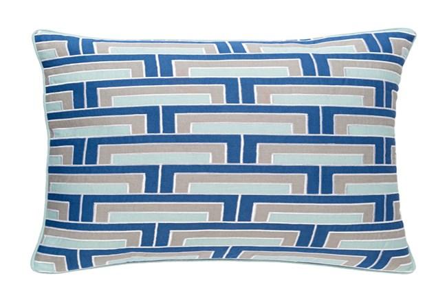 Accent Pillow-Riley Cobalt 13X20 - 360