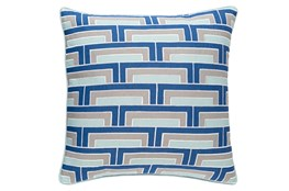 Accent Pillow-Riley Cobalt 20X20