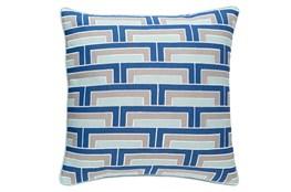 Accent Pillow-Riley Cobalt 20X20