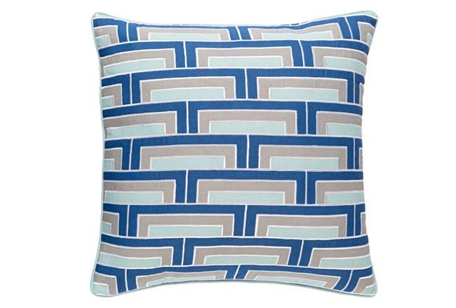 Accent Pillow-Riley Cobalt 20X20 - 360