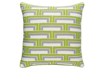 Accent Pillow-Riley Lime 20X20