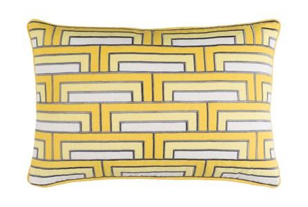 Accent Pillow-Riley Sunflower 13X20