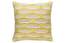 Accent Pillow-Riley Sunflower 20X20