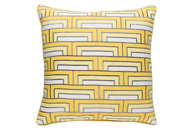 Accent Pillow-Riley Sunflower 20X20 - 360