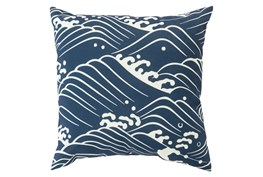Accent Pillow-Lilu Navy 18X18