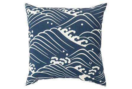Accent Pillow-Lilu Navy 18X18