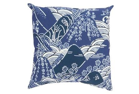 Accent Pillow-Jelani Navy 18X18