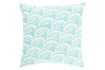 Accent Pillow-Nia Blue 20X20