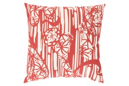 Accent Pillow-Zury Red 20X20