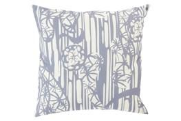 Accent Pillow-Zury Grey 18X18