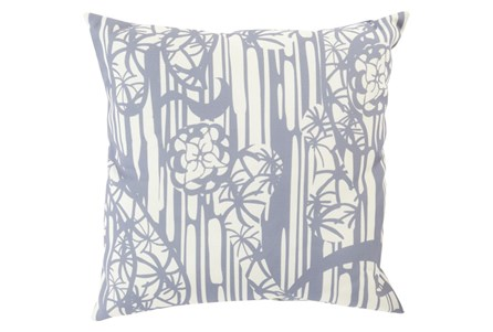 Accent Pillow-Zury Grey 18X18