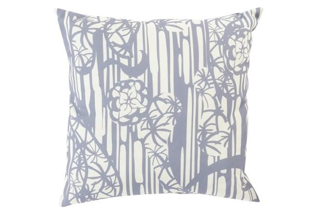 Accent Pillow-Zury Grey 20X20 - 360