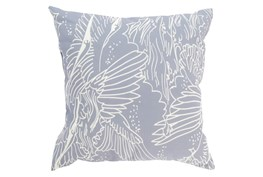 Accent Pillow-Nuru Grey 18X18