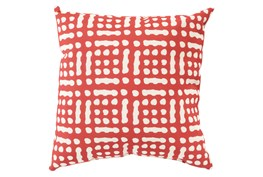 Accent Pillow-Eshe Red 18X18