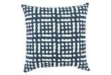 Accent Pillow-Eshe Blue 18X18 - Signature