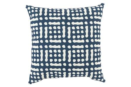 Accent Pillow-Eshe Blue 18X18 - Main