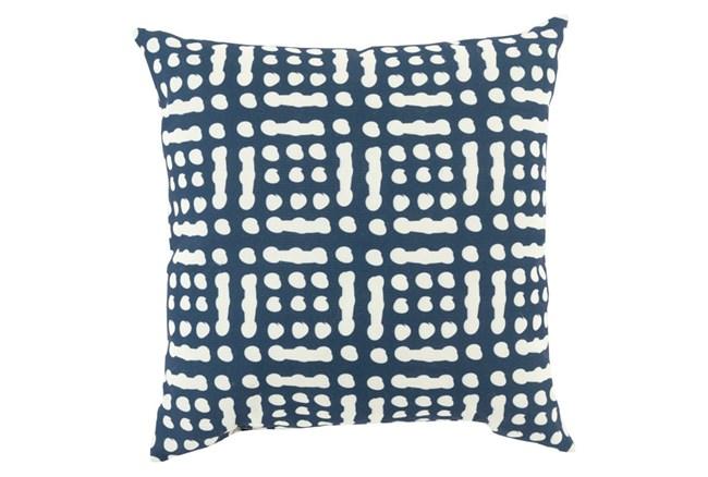 Accent Pillow-Eshe Blue 18X18 - 360