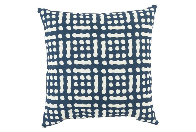 Accent Pillow-Eshe Blue 20X20