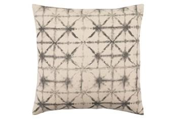 Accent Pillow-Luna Charcoal 20X20