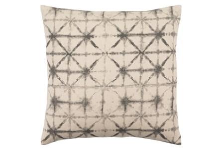 Accent Pillow-Luna Charcoal 20X20 - Main