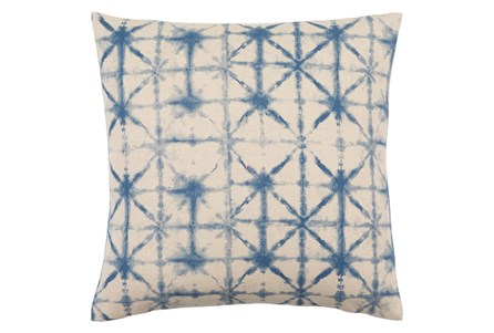 Accent Pillow-Luna Cobalt 18X18